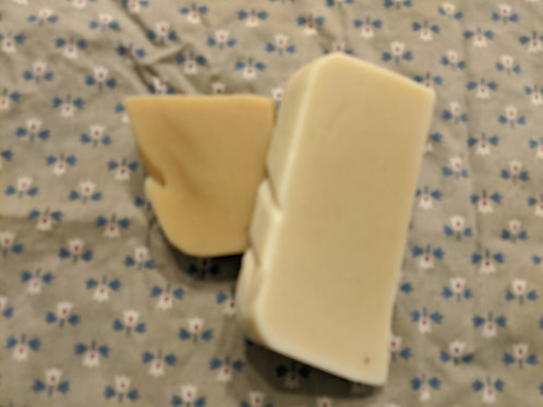 Goat milk soap - sugar cookie