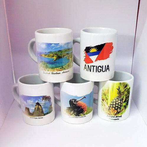 4 oz Decorative Mug