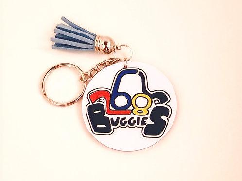 268Buggies Keychain
