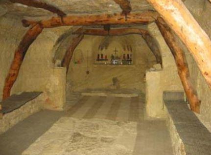 capilla cueva grande