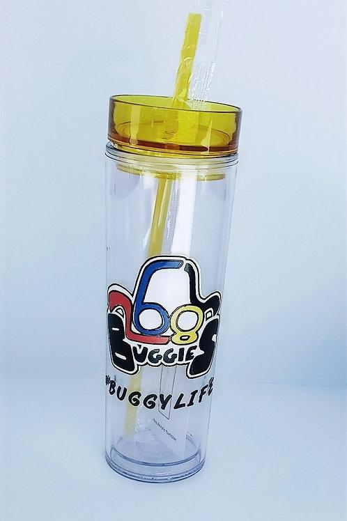 268Buggies 20oz Acrylic Water Bottle