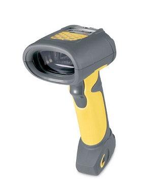 Сканер штрих-кода Zebra LS3408-ER 1D