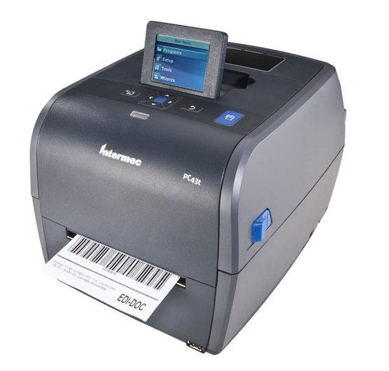 Принтер этикеток Intermec PC43