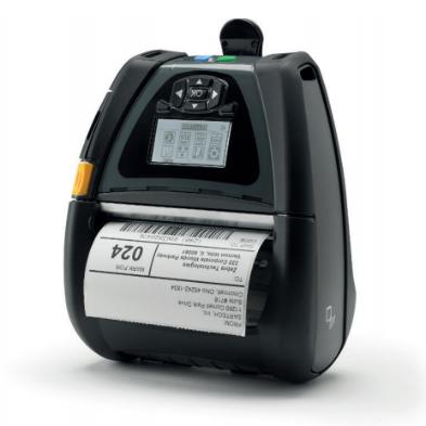 Мобильный термопринтер Zebra QLn420
