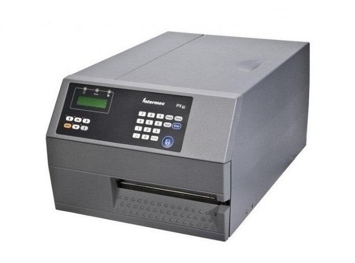 Термотрансферный промышленный принтер
