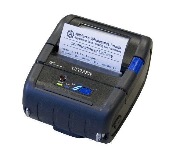 Мобильный термопринтер Citizen CMP30L