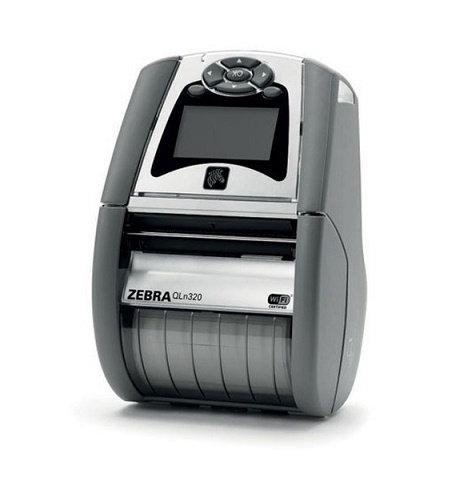 Мобильный термопринтер Zebra QLn320