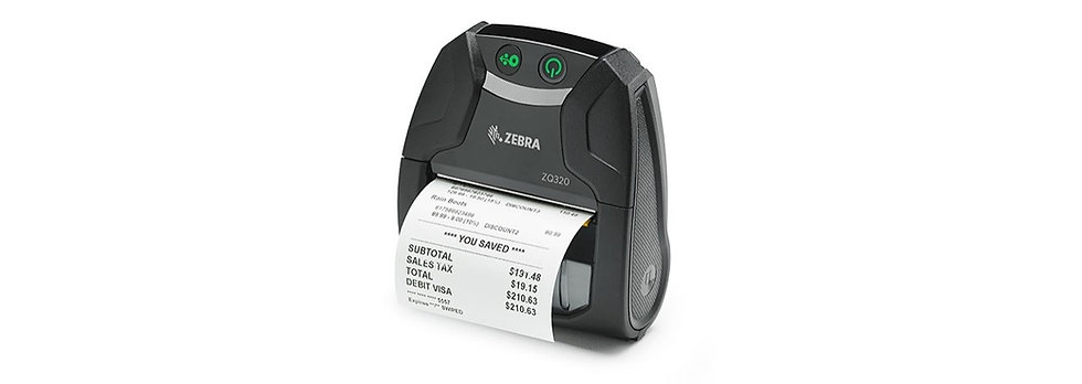 Мобильный принтер Zebra ZQ320