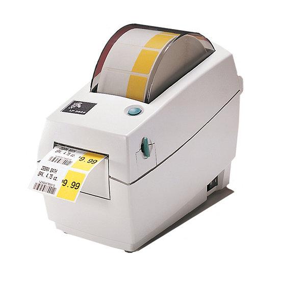 Принтеры штрих-кода Zebra