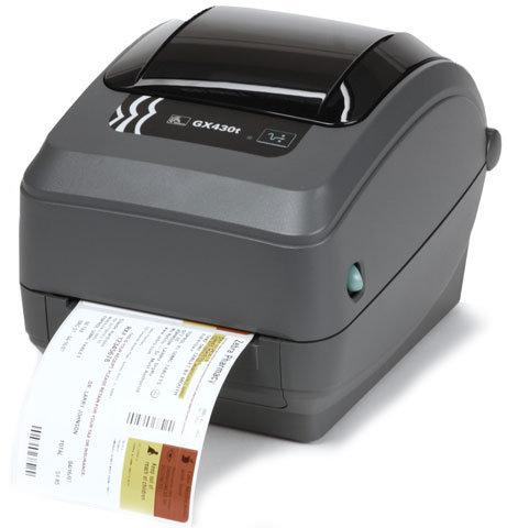 Термопринтер печати этикеток