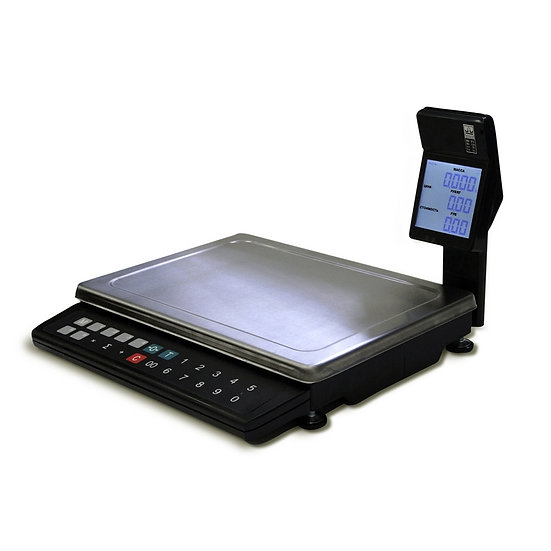 Весы торговые Масса-К MK-6.2-TH11