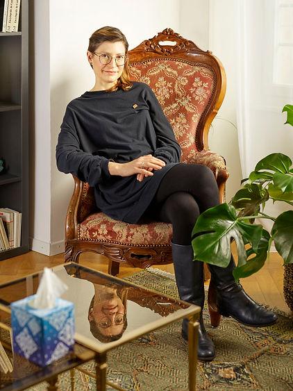 Sybille Gerber, Cabinet La Samaritaine, Psychologue EMDR, Fribourg
