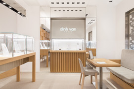 Boutique Dinh Van, rue de la Paix