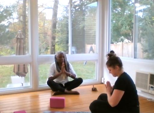 1:1 Yoga Session