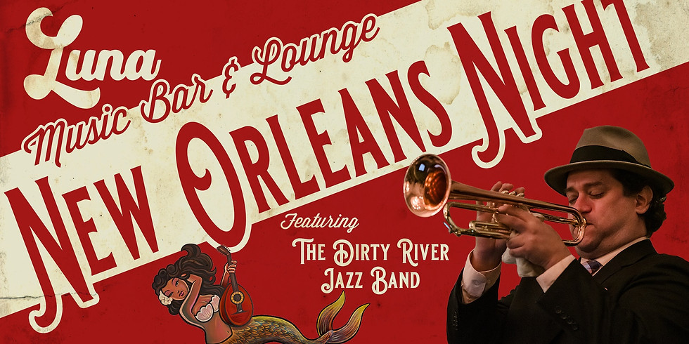 New Orleans Night at LUNA