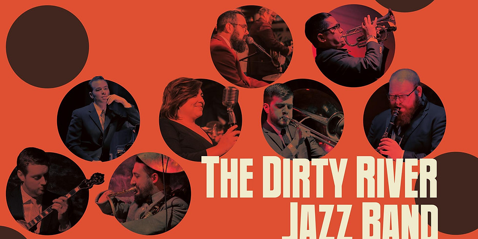 Jumpin' The Blues with The Dirty River Jazz Band