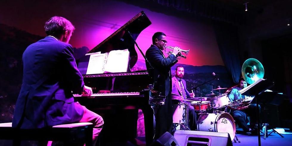 The Dirty River Jazz Band at Jazz TX