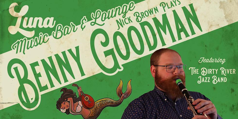 Nick Brown Plays Benny Goodman