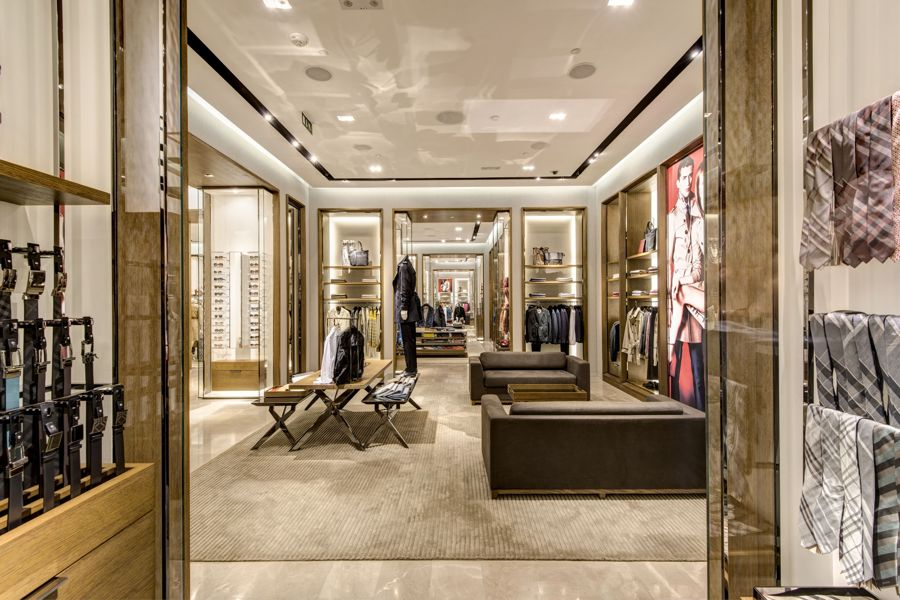 4Seasons Burberry Macau