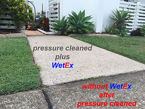 WetEx water repellent