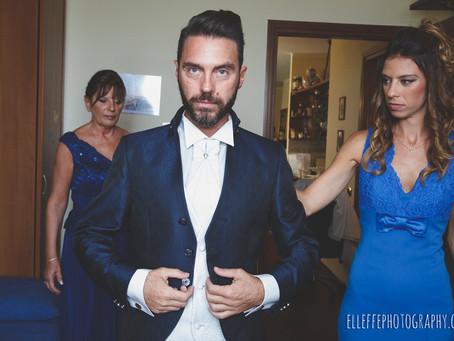 Elisa e Francesco Wedding Day