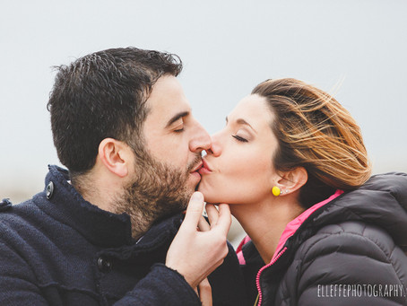 Simona e Gianuario // Engagement-Premaman