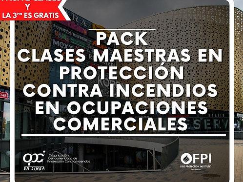 Pack Ocupaciones Comerciales