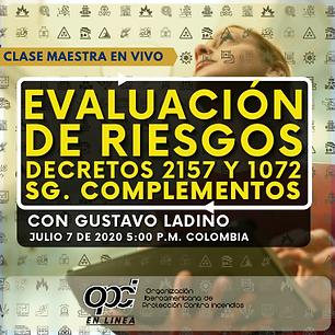 EVALUACION DE RIESGOS (PORTADA VIVO 2021