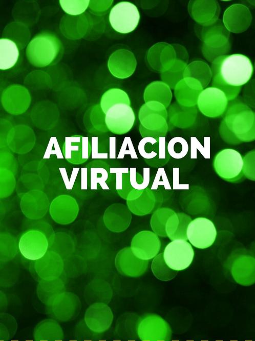 Afiliación Curso Virtual