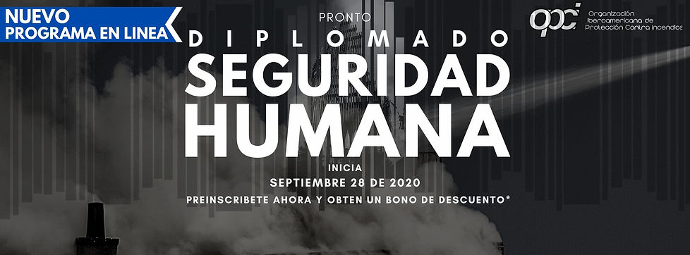 Diplomado en Seguridad Humana
