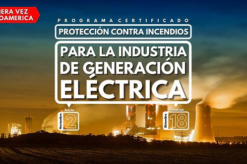 PCI para la Industria de Generación Eléctrica (COL)