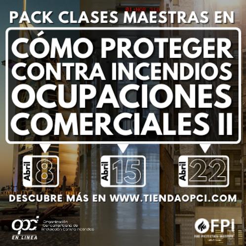 Pack Ocupaciones Comerciales II