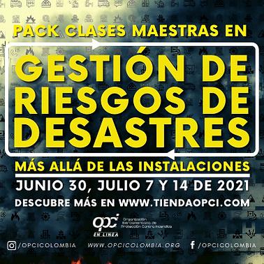 GESTION DE RIESGO DE DESASTRES (PORTADA