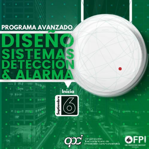 Diseño Sistemas Detección y Alarma