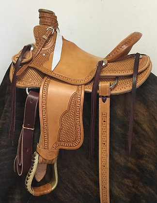 YOUTH Wade Saddle 13""