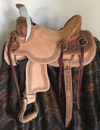 """YOUTH Cowboy Saddle 13"""""""