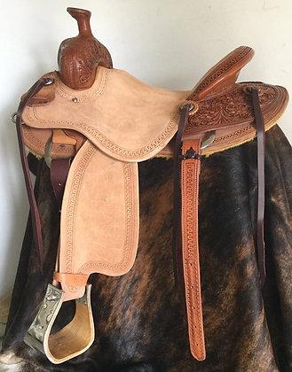 """""""Cowboy"""" Saddle"""