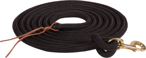 15′ BRAIDED POLY LEAD ROPE