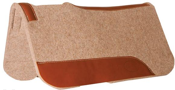 "3\4"" Contoured Wool Pad Size 27x27"
