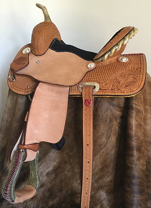 Standard Barrel Saddle