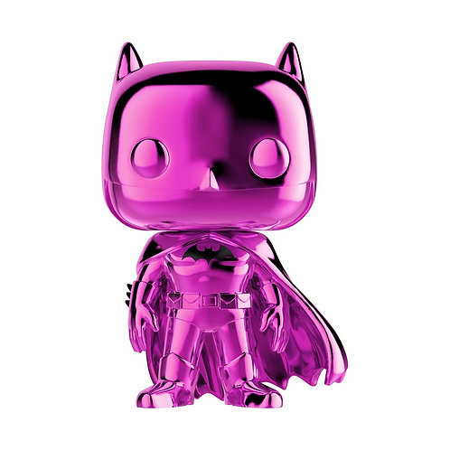 NYCC 2019 |Pink Chrome Batman|