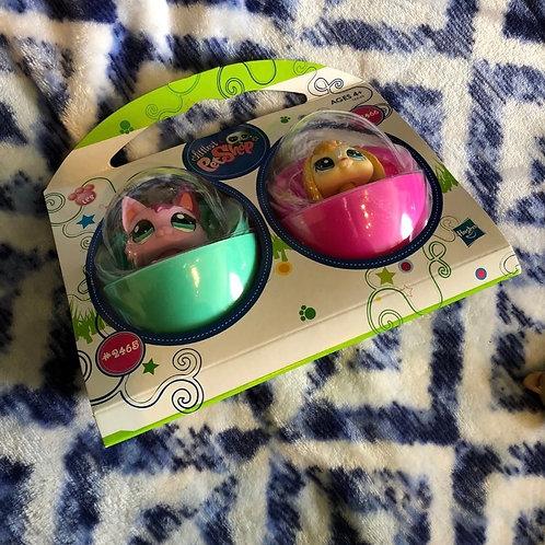 Littlest Pet Shop |Easter Eggs| 2465,2466