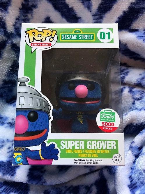 Super Grover |Funko 5000 Limited|