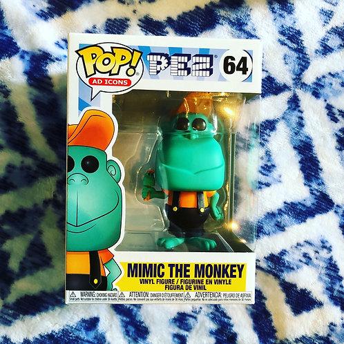 Mimic The Monkey |Pez|