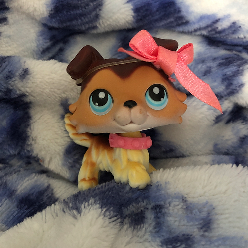 Littlest Pet Shop Collie 58