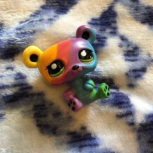 Littlest Pet Shop Rainbow Bear