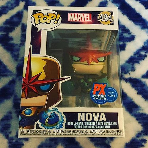 Nova  PX Limited 30,000 