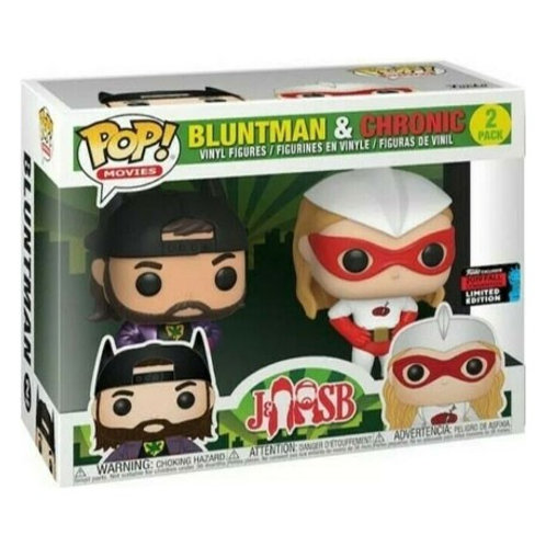 NYCC 2019 |Bluntman & Chronic| (2-Pack)