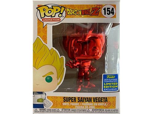 Super Saiyan Vegeta (Red Chrome)