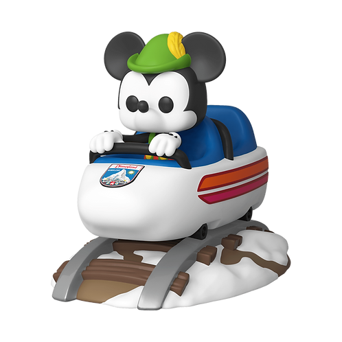 NYCC 2019 |Mickey in Bobsled|